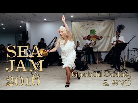 Wild Swing with Gunhild Carling and WVC at SEA Jam 2016 (HD)
