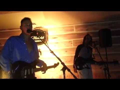 Dave Greene at What the Hell Bar & Grill 20141214 003439