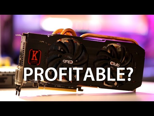Is Mining Profitable On An AMD R9 290 4GB For 2019?