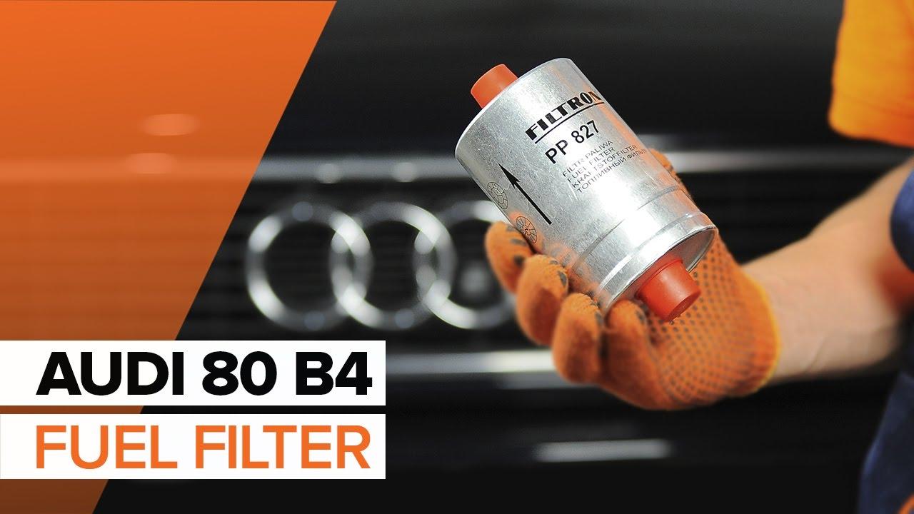 фильтр ауди 80