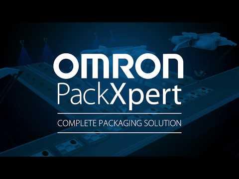 Omron PackXpert: Intelligent, Flexible, Easy, Complete Packaging Solution
