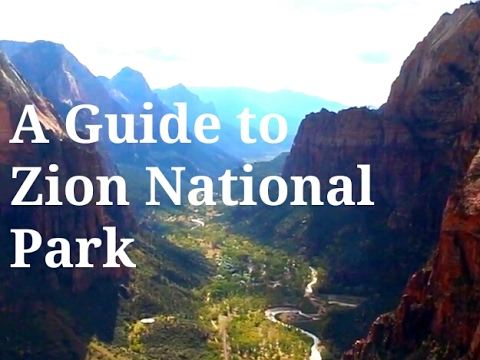 A Guide to Zion National Park