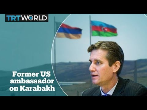 Former US ambassador to Azerbaijan on the Karabakh conflict