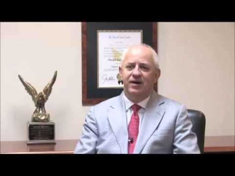 Jim Hodges, Governor of South Carolina 1999-2003
