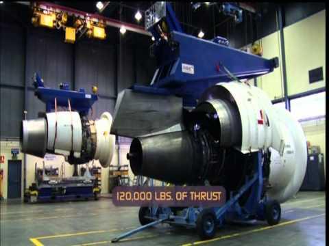 Visit Iberia Maintenance facilities in Madrid