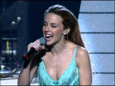 Kylie Minogue - Should I Stay Or Should I Go (Intimate and Live Tour Sydney 1998)