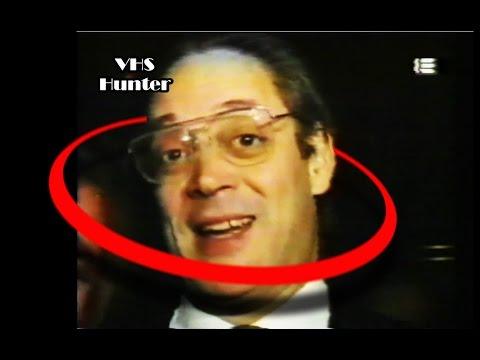 Entrevista A Raul Julia  Programa Fax 1992