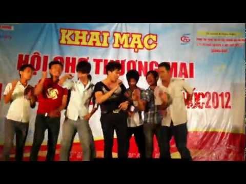 Lâm Chấn Huy hát Live tại Phúc Yên (lột xác sau khi từ Mỹ trở về) 2/10/2012