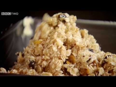 Golden Flapjacks - The Delicious Miss Dahl - BBC Two