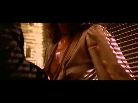 Blade Runner (1982) Deleted Scene - Rachael and Deckard in a More Racey Love Scene