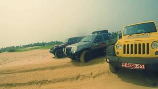Jeep Club of Sri Lanka 4x4 2016 Expedition