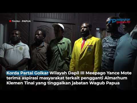 Keluarga Harap Jansen Tinal Gantikan Dua Jabatan yang Ditinggal Klemen Tinal