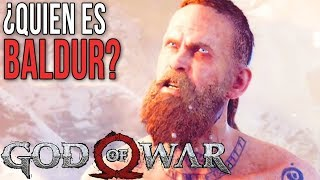 ¿Quién es Baldur? Historia y Curiosidades (God of War 4) Hijo de Odin, Kratos, Freya