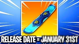 Fortnite Drift Board: When Is The Drift Board Coming Out? (Drift Board Release Date)