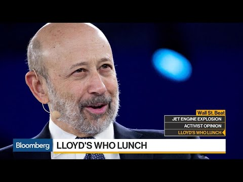 Blankfein and Gray Sit Down for Lunch as CDS Saga Heats Up
