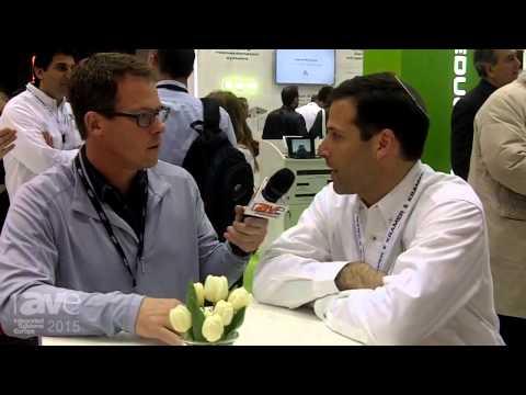 ISE 2015: Gary Kayye Interviews Ari Gorlin, VP of Worldwide Sales at Kramer