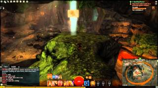 Guild Wars 2 - Wildflame Caverns Vista Point (Metrica Province) (PC)