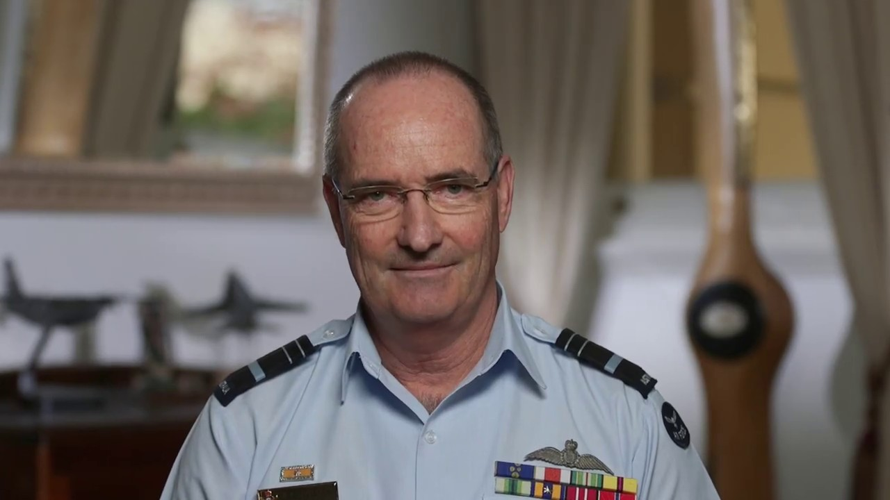 Realising the Integrated Air Force - Chief of Air Force Commander's Intent