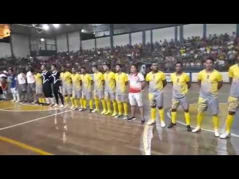 Resgate do Futsal em Brumado 2019