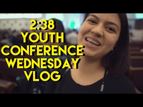 238 Conference Wednesday Vlog