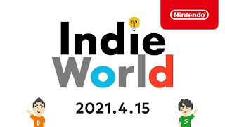 Indie World 2021.4.15