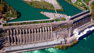 Niagara Hydroelectric Power - Mega Project Harnessing The Power Of Niagara Falls