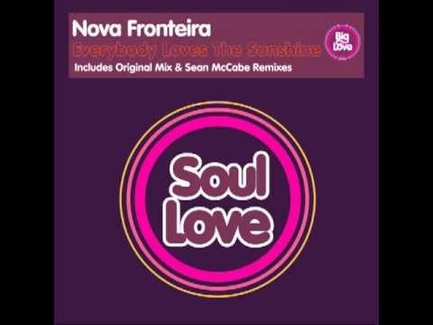 Nova Fronteira - Everybody Loves The Sunshine (Sean McCabe Remix)