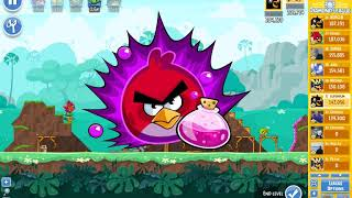 Angry Birds Friends tournament, week 302/2, level 4