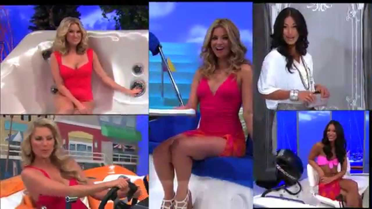 the models on the price is right nude