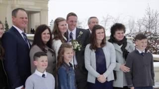 Amberly & Nate Wedding Day