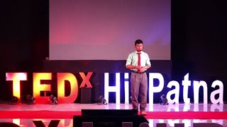 How I proved my stand   ADITYA SINGH   TEDxHillPatna