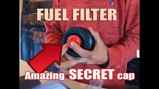 The (Red Cap) on a Fuel Filter is More Important than You Think thumbnail