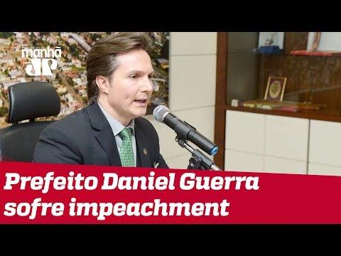 Prefeito De Caxias Do Sul, Daniel Guerra, Sofre Impeachment