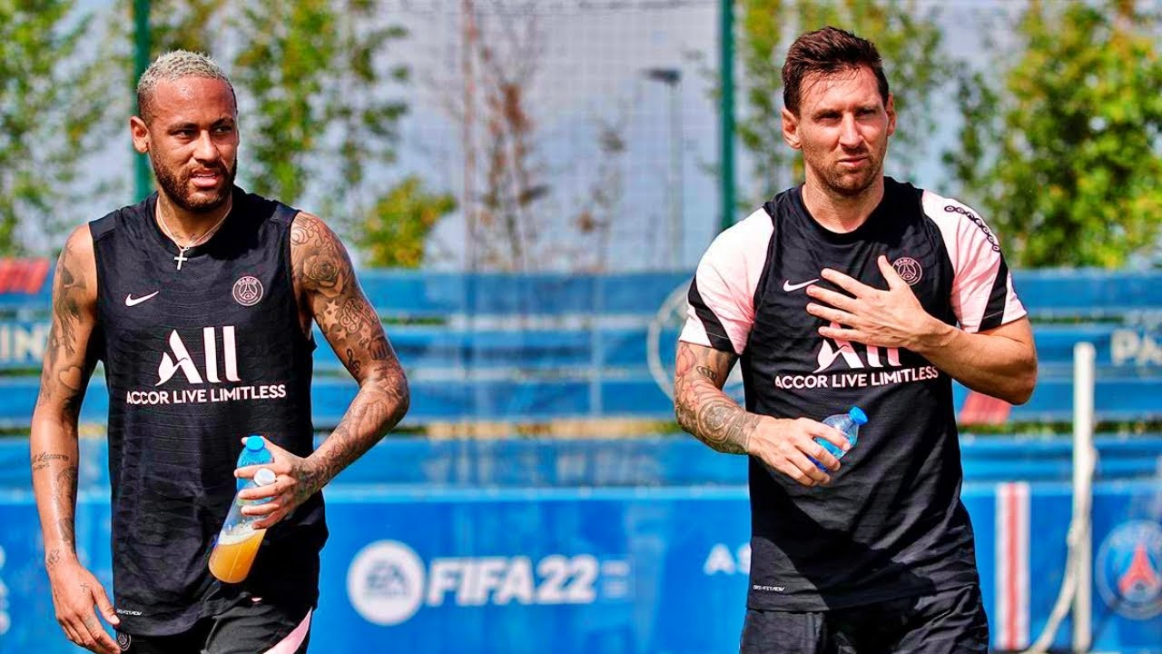 Messi & Neymar Duo - The World Ain't Ready - Part 1