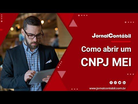 Como abrir um CNPJ MEI