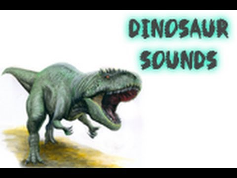 Dinosaur Sounds Android App