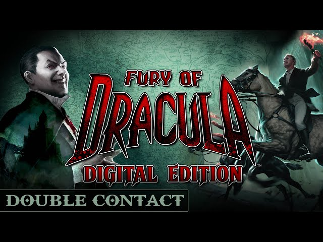 [FR] Fury of Dracula - Double Contact - Sur les traces du comte