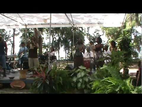 """Walk With Me"" Jonathan Blanchard Live@The St.Simons Island Black Heritage Festival 2010"