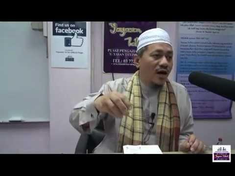 Yayasan Ta'lim: Jalan Mereka Yang Menuju Allah (Adab Makan & Minum) [07-10-12]