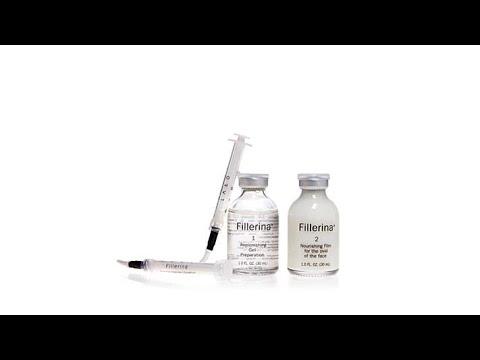 Fillerina Beauty Treatment Kit Grade 3