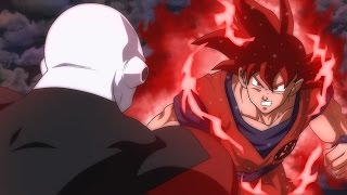 goku unlocks new god form in the multiverse tournament   dragon ball super episode 80 after