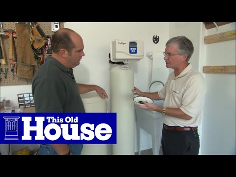 How To Install A Water Softener | This Old House