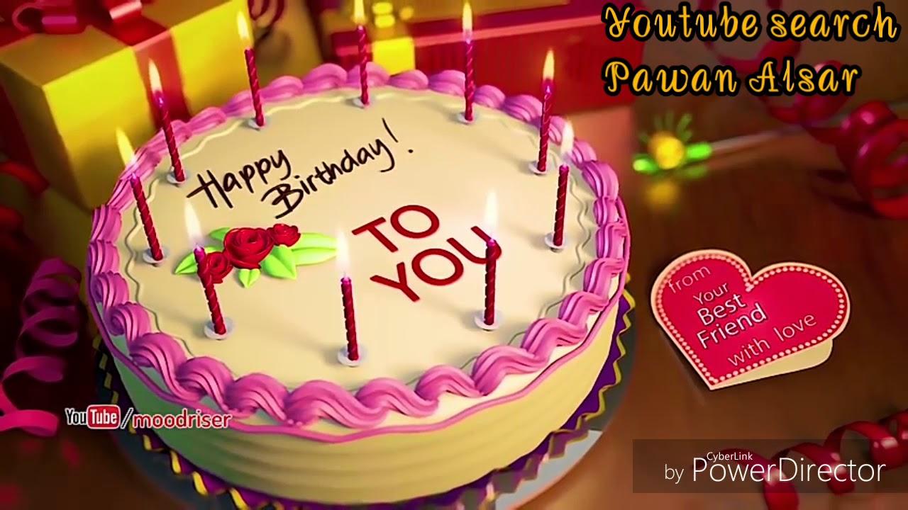 Birthday Whatsaap Status Video Download Pawan Alsar Kadmal1 Youtube