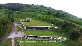 The Architecture of Wine - av edition publishers TRAILER