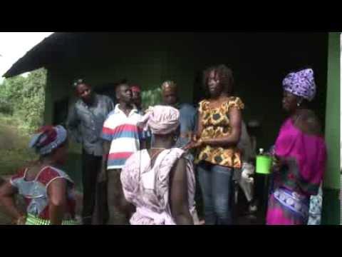 Medicina tradicional en Guinea Bissau