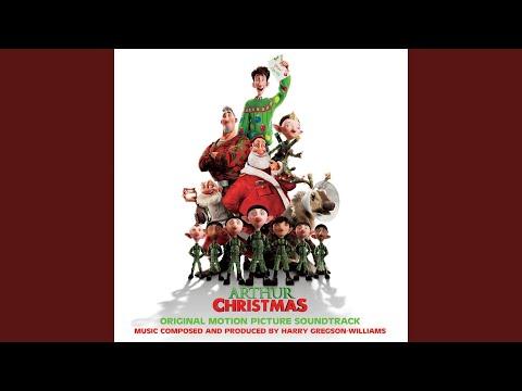 The Wrong Trelew Arthur Christmas Soundtrack Youtube