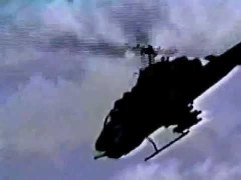 USMC Takedown of Aidid's Forces on 7 January 1993 Mogadishu, Somalia