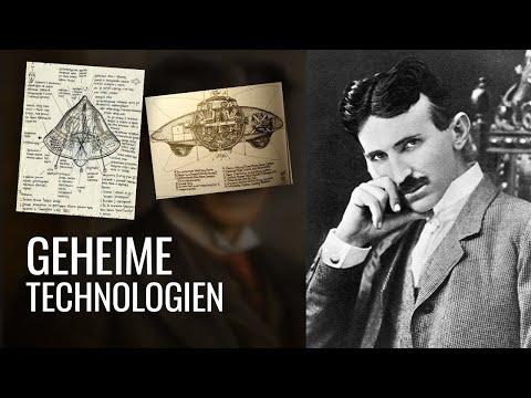 Nikola Teslas Verlorene Technologien!