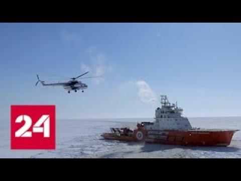 Нефтяной маршрут. Специальный репортаж Артема Ямщикова - Россия 24