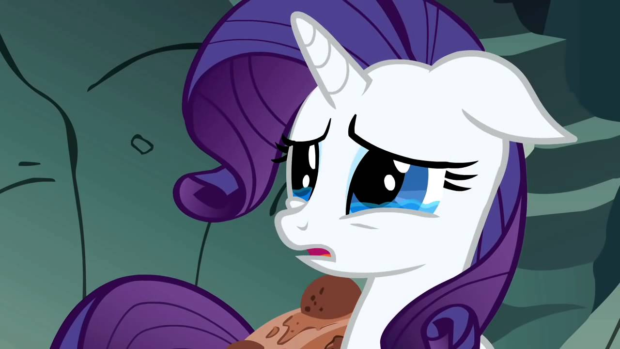Rarity Are You Saying That I Too Am Ugly Youtube
